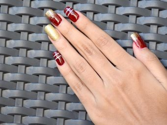 Amazing Holiday Nail Art