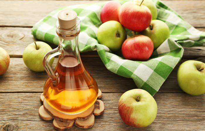 Apple Cider Vinegar - Natural Treatments For Tendonitis