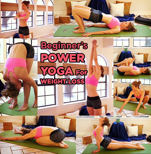 Beginners Power Yoga For Weight Loss Pinit
