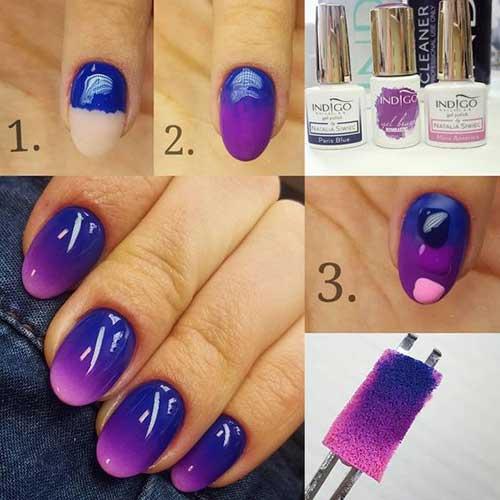 15 Gorgoeus Ombre Nail Designs