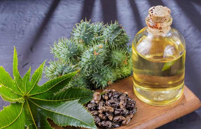 Castor Oil - Natural Treatments For Tendonitis
