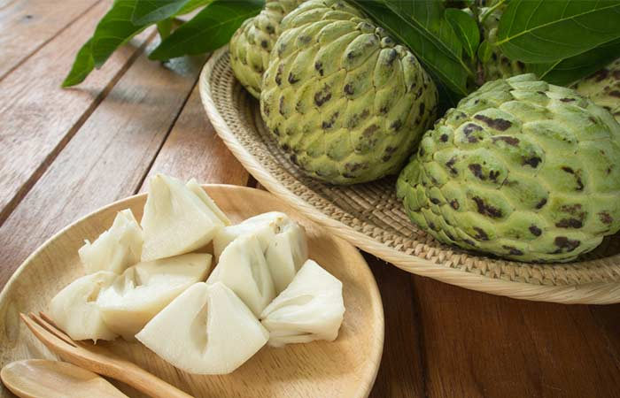 Tuberculosis Treatment - Custard Apple