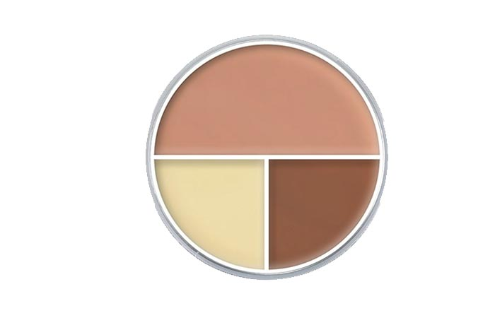 6. Dual Finish Foundation - Best Kryolan Foundation