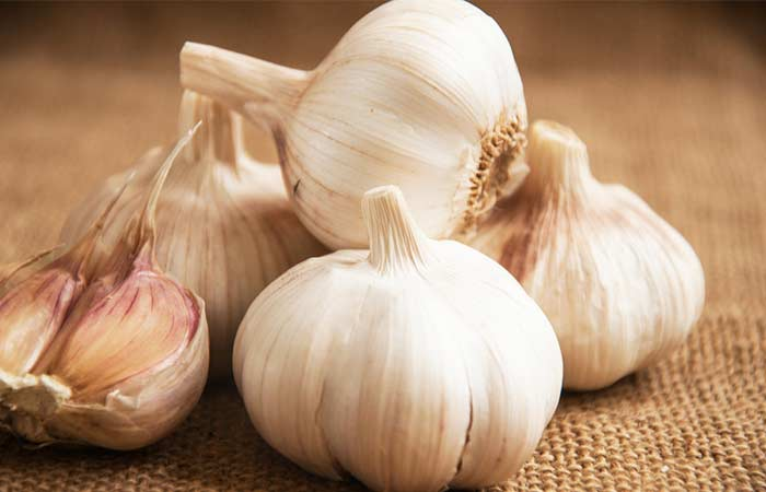 Tuberculosis Treatment - Garlic