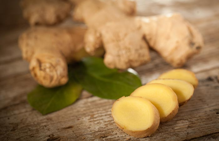 Herbs for Diabetes - Ginger