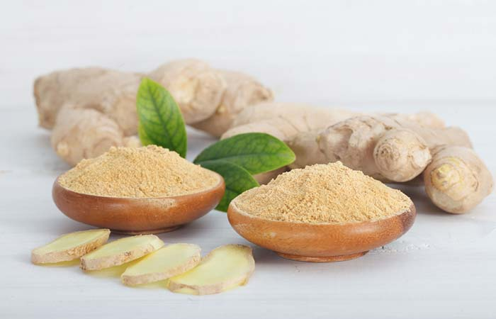 Ginger - Natural Treatments For Tendonitis