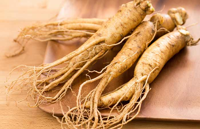 Low Blood Pressure - Ginseng