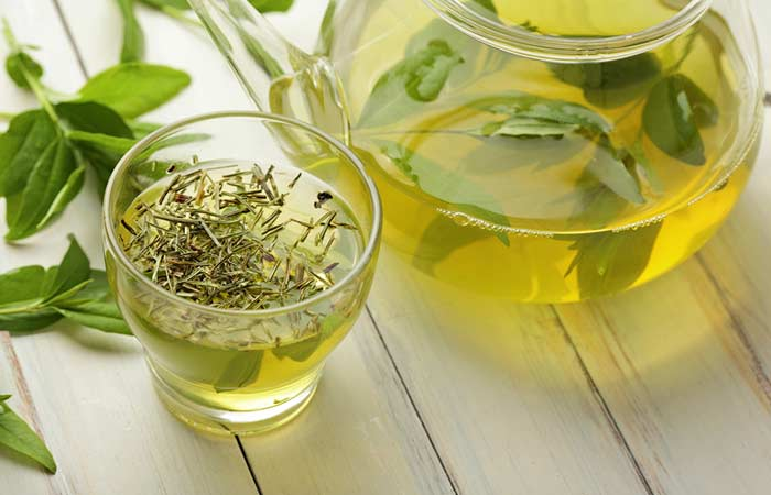 Tuberculosis Treatment - Green Tea