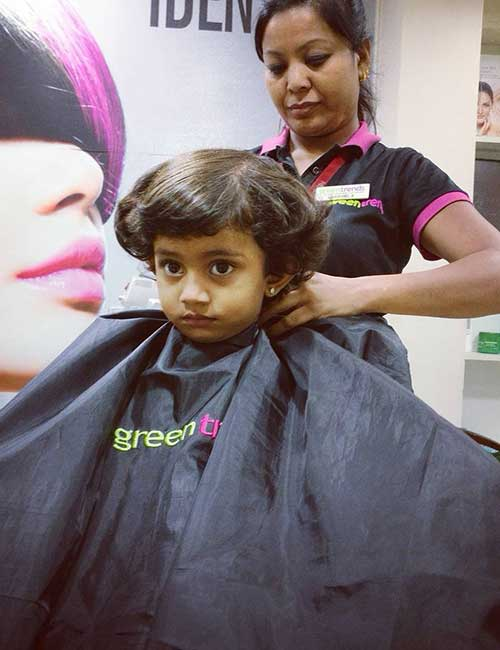 Top 20 Hair Salons In Delhi - Green Trends
