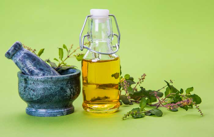 Low Blood Pressure - Holy Basil (Tulsi) And Honey