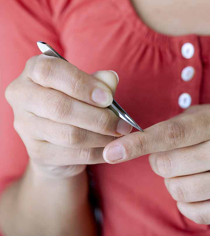 How To Get A Splinter Out Naturally