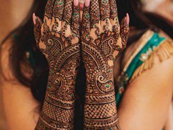 How To Make Mehendi Darker And Long Lasting