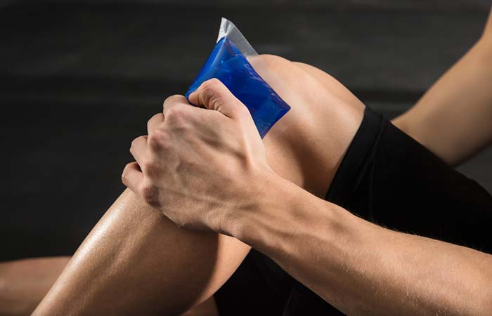 Ice Packs - Natural Treatments For Tendonitis