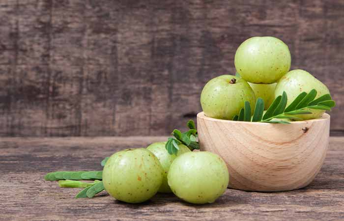 Tuberculosis Treatment - Indian Gooseberry (Amla)
