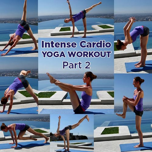 intense yoga workout