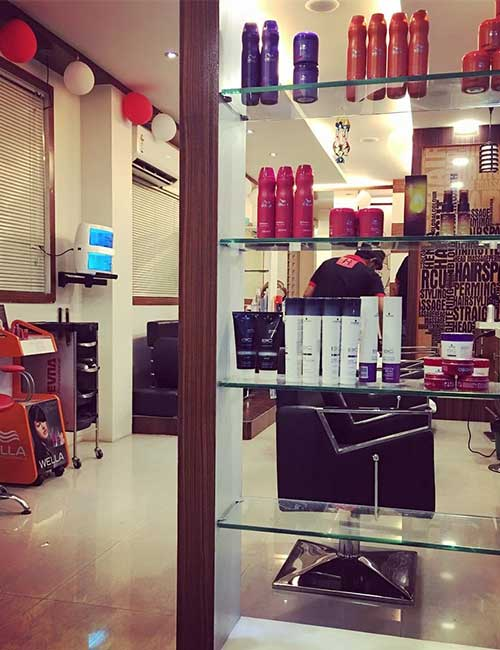Top 20 Hair Salons In Delhi - Javed Habib