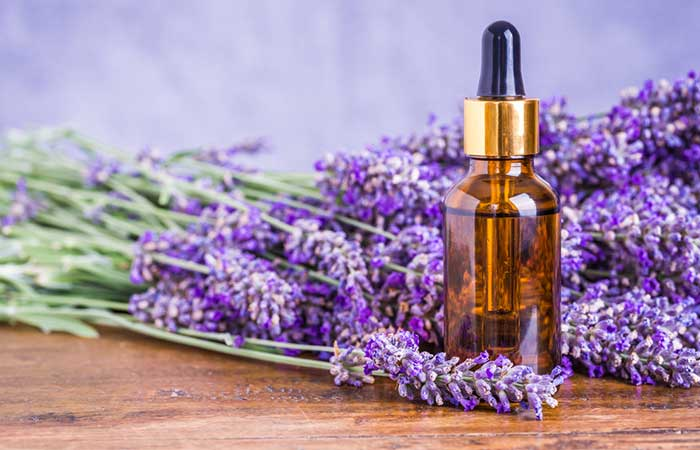 Home Remedies For Dust Allergy - Lavender Essential Oil