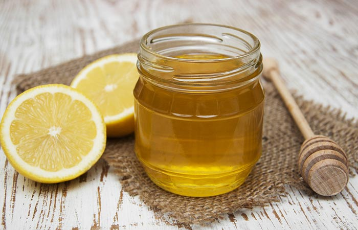 Lemon-And-Honey-Solution