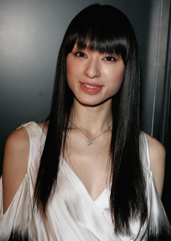 Asian layered hairstyles for girls