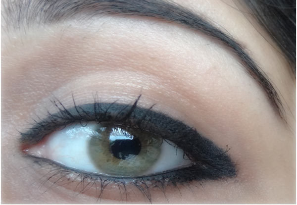 How To Make Eyes Look Bigger With Eyeliner - Final Look