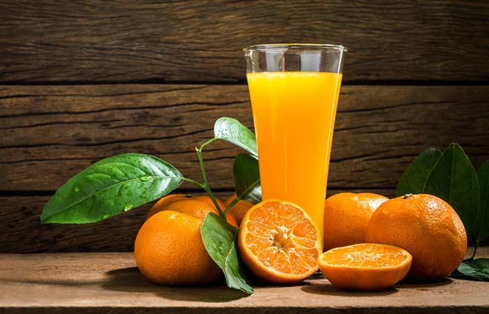 Tuberculosis Treatment - Orange Juice
