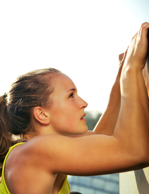 Perfecting A Pull-Up Exercise Routine