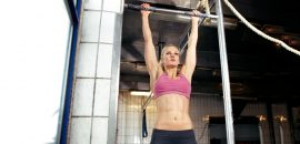 Pull-Up In 7 Steps For Women And 10 Advanced Variations
