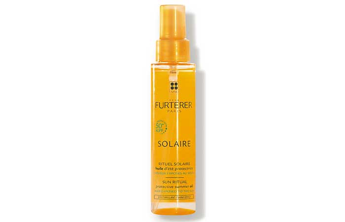Rene Furterer Solaire Protective Summer Oil