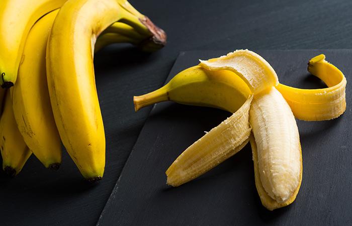 Ripe Banana Peel
