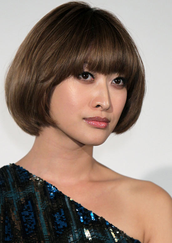 Outstanding 50 Trendy And Easy Asian Girls39 Hairstyles To Try Short Hairstyles Gunalazisus