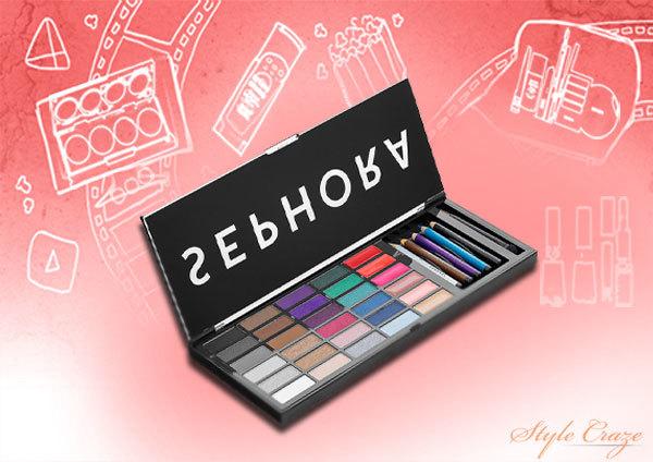SEPHORA Artist Colour Box