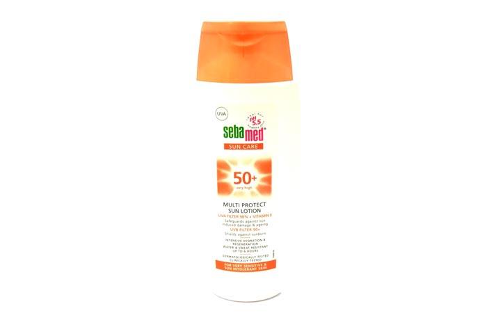 Seba Med Sun Lotion - Best Sunscreen For Babies