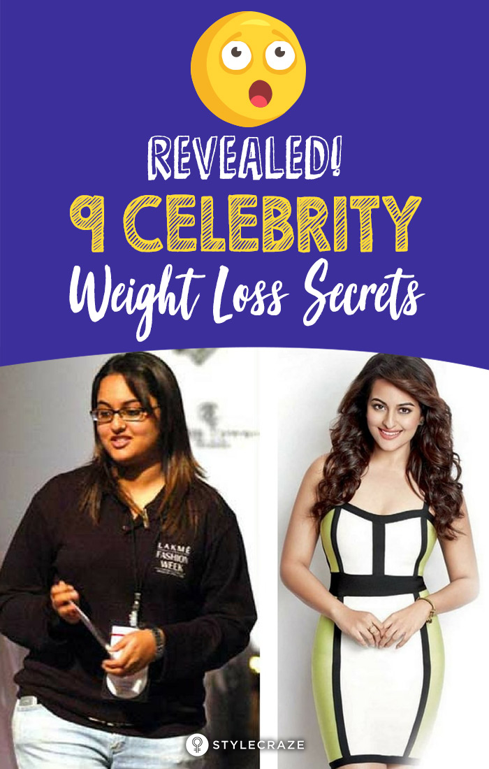 Top 9 Celebrity Weight Loss Secrets Revealed