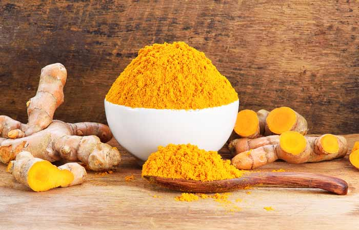 Turmeric For Warts