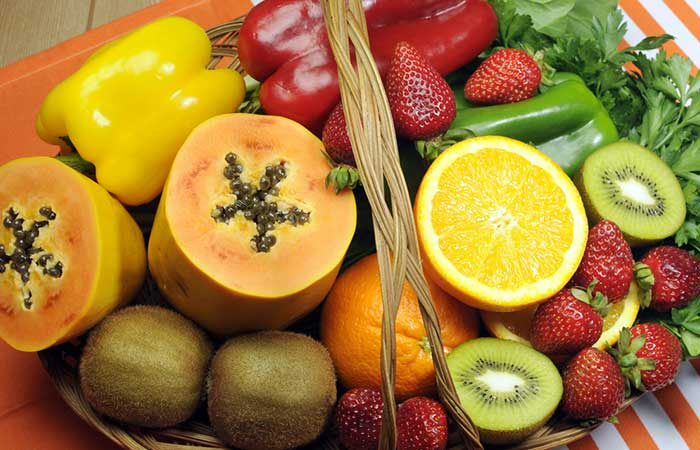 Vitamin C - Natural Treatments For Tendonitis