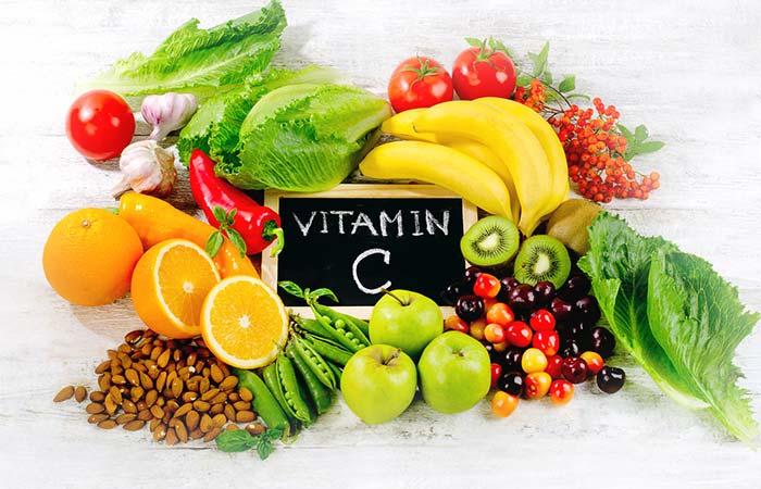 Vitamin C home remedie