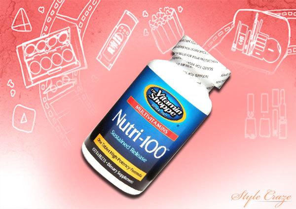 Vitamin Shoppe Nutri 100
