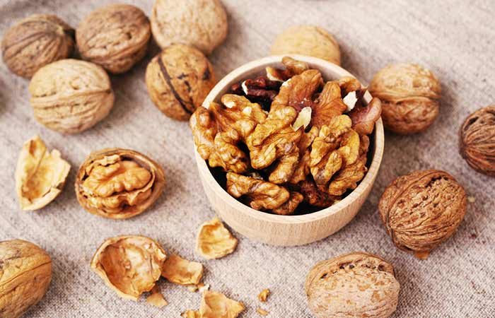 Tuberculosis Treatment - Walnuts