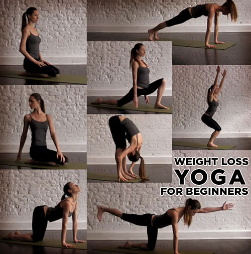 5 Effective Power Yoga Routines To Lose Weight Fast With Videos