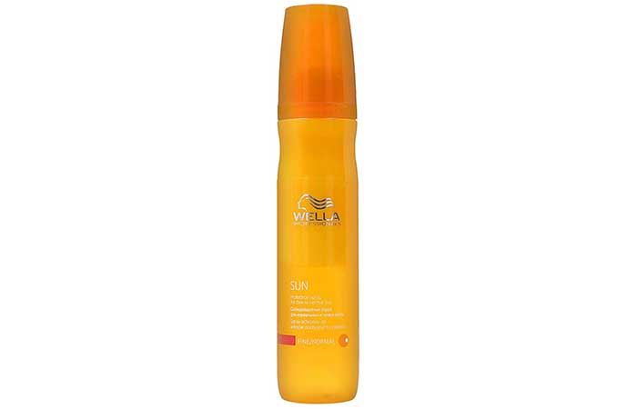 Wella Professionals Sun Protection Spray For FineNormal Hair