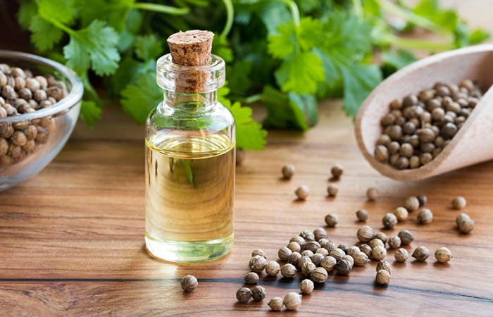 Treat Diabetes - Cilantro Oil