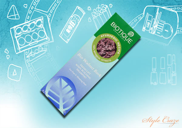 biotique botanicals ayurvedic recipe shampoo