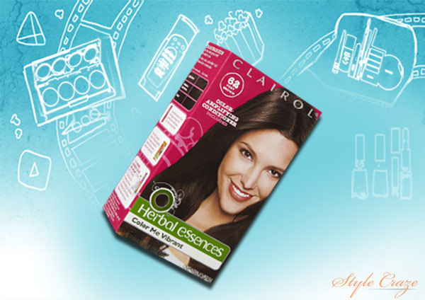 clairol herbal essences color me vibrant