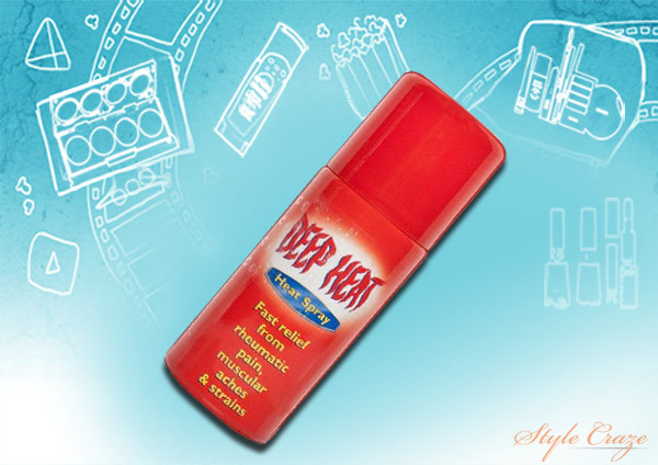 deep heat pain relieving cream
