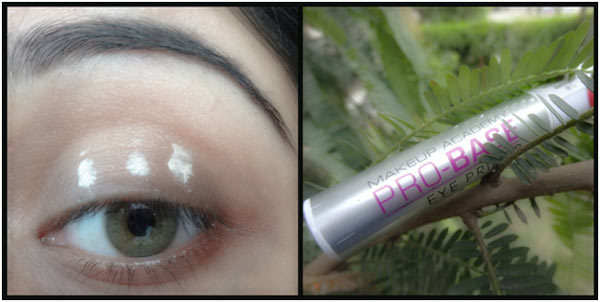 How To Make Eyes Look Bigger With Eyeliner - Step 2: Apply Eye Primer