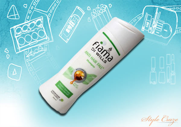 fiama di wills anti hair fall shampoo