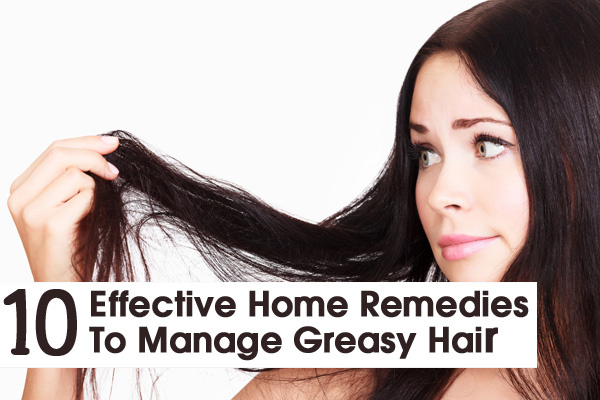 How to Treat Oily Scalp Naturally At Home?  Are you looking for ways to treat oily scalp? Here are some homemade hair recipes you can try at home.