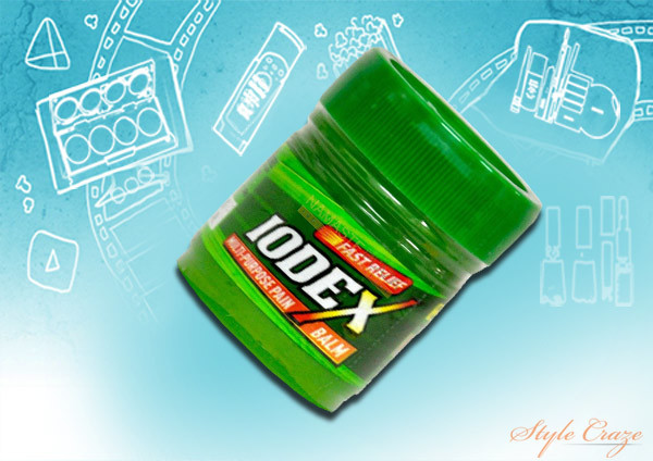 iodex fast relief