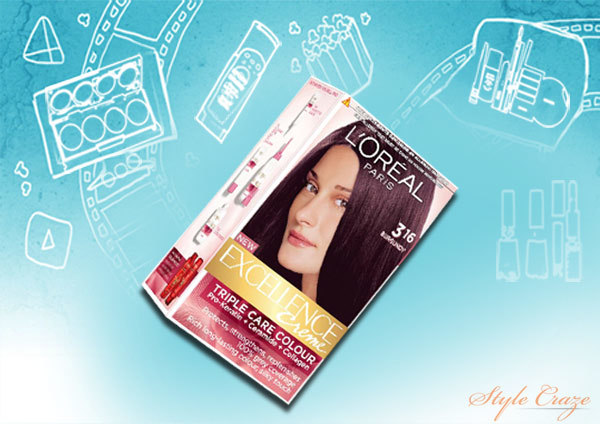 l'oreal excellence creme 3.16 burgundy