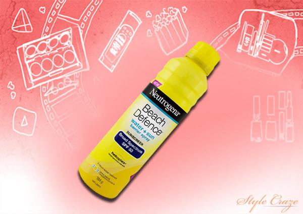 Neutrogena® Beach Defense™ Sunscreen Spray